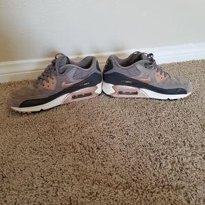 Nike Shoes - Women's Nike Air Max 90 Brown